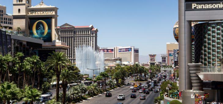Bilder från Nevada