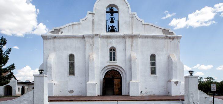 Sand och kyrkor