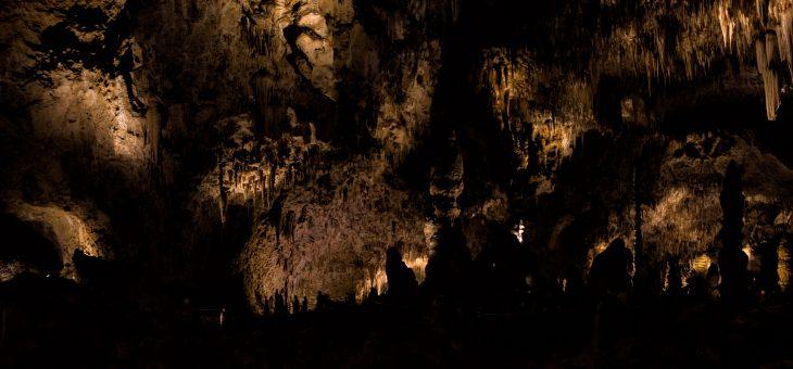 Carlsbads magiska grottor