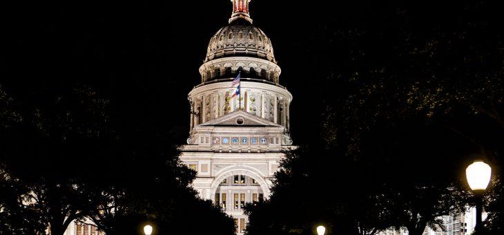 Söderut i Texas