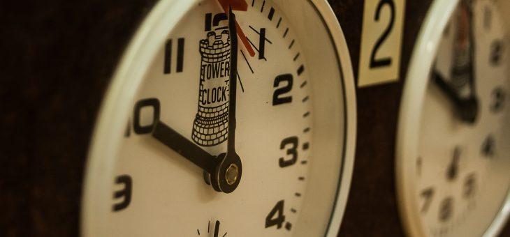 Tid i överflöd och värdefull tid