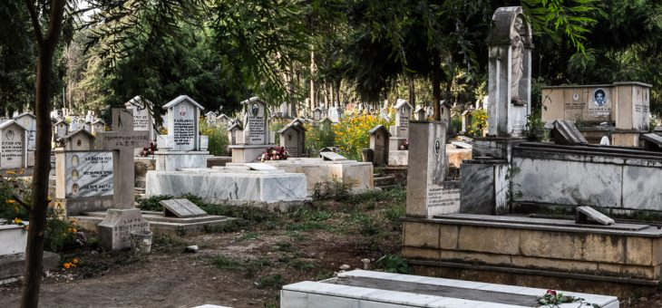 Wikipediaartikel om etiopisk kyrkogård