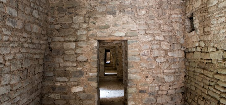 Ruinerna i Aztec
